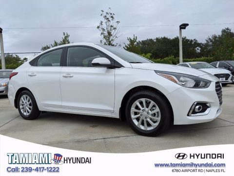 New 2020 Hyundai Accent SEL FWD 4dr Car