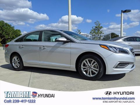 Certified Pre-Owned 2016 Hyundai Sonata 2.4L FWD 4dr Car